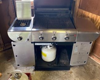 CharBroil Grill
