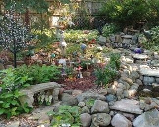 Garden Decor - large variety available