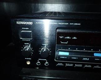 KENWOOD KR-V8540