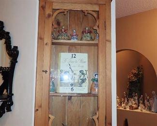 WALL CABINET GLASS DOOR