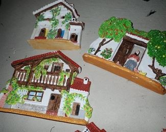 WALL HOUSES