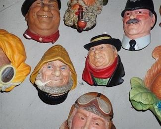 THE BOSSONS HEADS