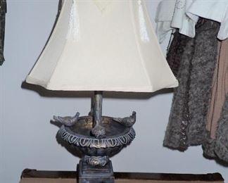 BIRD BATH LAMP