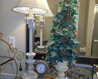 LAMP - CLOCK
