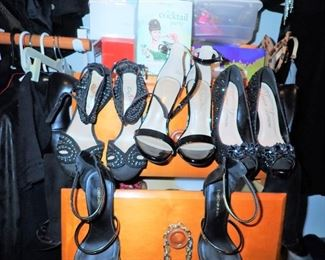 SHOES OH MY ..... A COLLECTION LIKE NO OTHER......