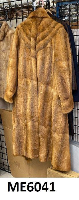 https://www.ebay.com/itm/114895826277ME6041: Vintage Full Length Mink Coat