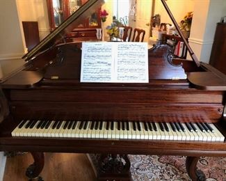 Beautiful Baby Grand - Not on Premise but  Not Far Away for A Looksi