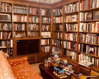 Hundreds of Books