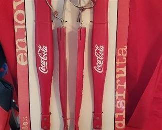 Coke barbecue set