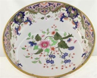 "Royal Doulton ""Matsumi"" large Porcelain wash bowl"