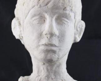 Original Art Sculpture of a Boy by Jane Paden