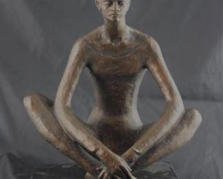 "Austin products Sandra Carol ""Ballerina"" sculpture circa 1975"