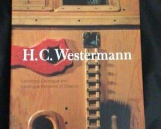 HC Westermann. Exhibition Catalogue and Catalogue Raisonne of Objects.