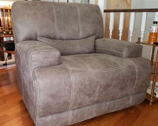 Power electric recliner