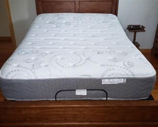 adjustable bed like new