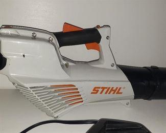 Stihl Cordless blower nearly new