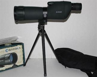 Barska spotting scope like nib