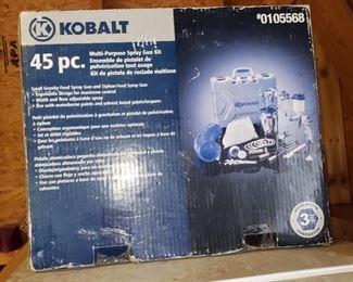 Nib Kobalt paint sprayer