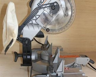 Rigid compound miter saw