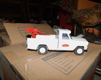 Vintage Tonka Tow Truck