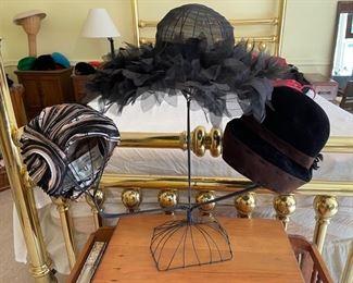 Christian Dior Vintage Hats