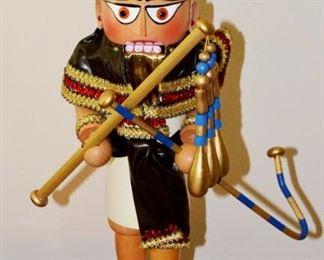 Egyptian Pharaoh Nutcracker