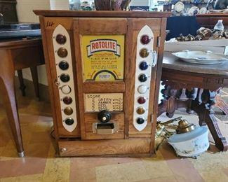 Rotolite Slot / Game Machine