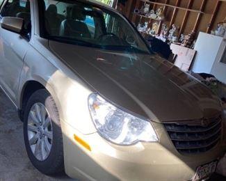 2010 Chrysler Sebring 4 dr sedan