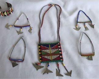 African Maasai Jewelry