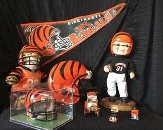 Cincinnati Bengals Sports Memorabilia