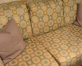 10 - Upholstered sofa