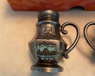 Additional view of 1933 S & P shakers