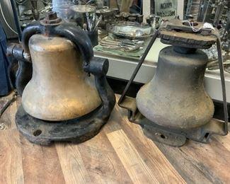 Railroad bells
