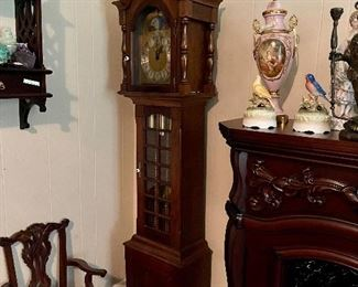 Baluva grandfather clock