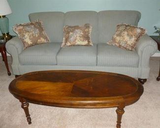 Nice Living Room Sofa & Coffee Table