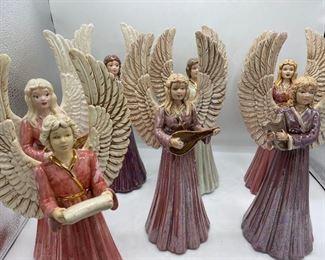 Band of Ceramic Angels