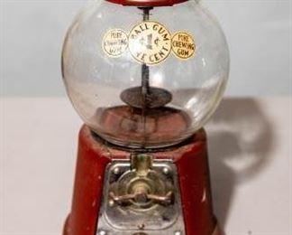 Advance Model D 1 Gumball Machine