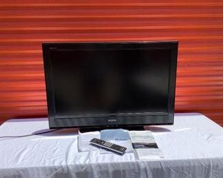 32in Sony TV