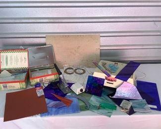 Stain Glass Craft Starter Kit