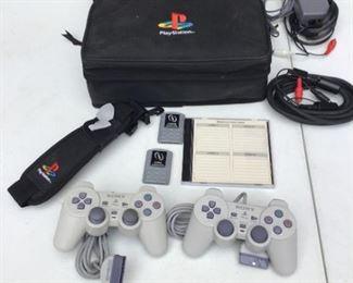 008 PS1 PlayStation