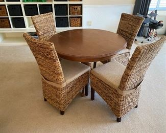 Floriday type Small dining set