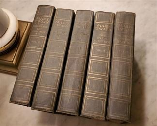 The Works of Mark Twain c.1899-1912