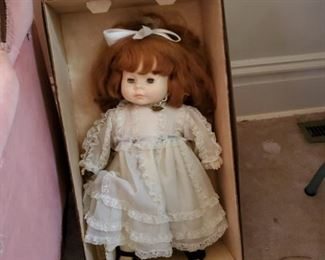 Horsman doll with box