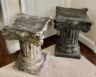Corinithian columns