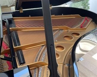 Steinway and Sons  Model 0