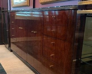 Stunning Drexel Heritage Buffet/China Cabinets, Area