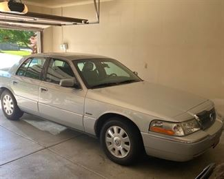 2003 Mercury Grand Marquis LS  with 88,490 miles