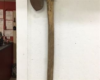 Antique Broad Axe