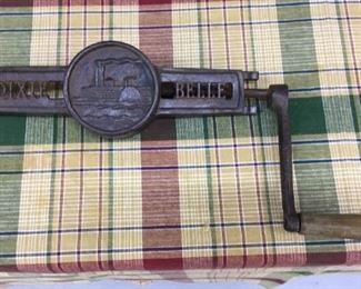 Antique Cast Iron Churn Handle
