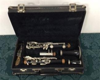 Antique Clarinet